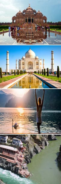 Yoga and Meditation Tour in India – NETTOURS